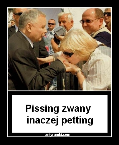Petting    - Pissing zwany inaczej petting