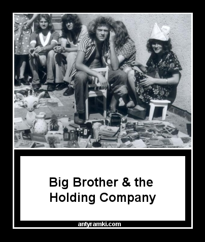 Tusk i spółka    - Big Brother & the Holding Company