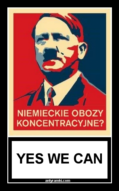 Barack obozowy OBAMA    - YES WE CAN