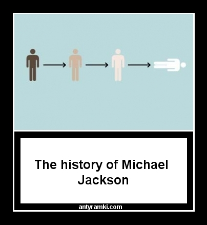 Michael Jackson    - The history of Michael Jackson